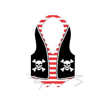 Plast pirat Vest