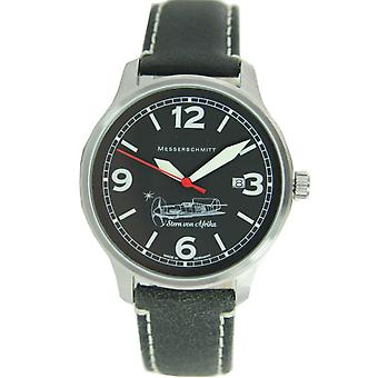 Aristo Messerschmitt mens pilot watch Star of Africa ME 42Stern