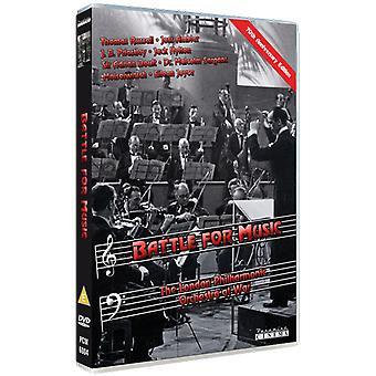 Battle for Music DVD