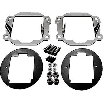 Rigid Industries 40138 Fog Light Kit for Jeep JK