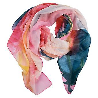 Desigual vrouwen sjaal sjaal foulard nieuwe Valkiria rechthoek 18SAWWA2/1001