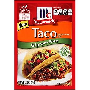 McCormick Gluten Free Taco Seasoning Mix