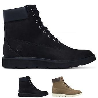 Womens Timberland Kenniston 6 Inch Boot Winter Nubuck Lace Up Ankle Boot