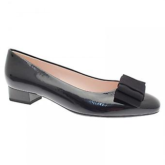 Peter Kaiser Nari Low Heel Court Shoe With Bow