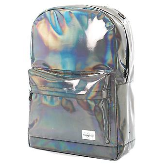 Spiral Silver Rave Backpack