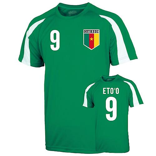 Cameroon Sports Training Jersey (etoo 9)