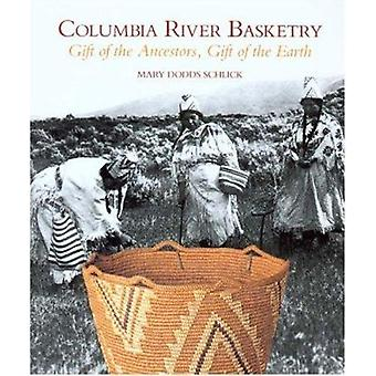 Columbia River korityöt - lahja esi - lahja maahan