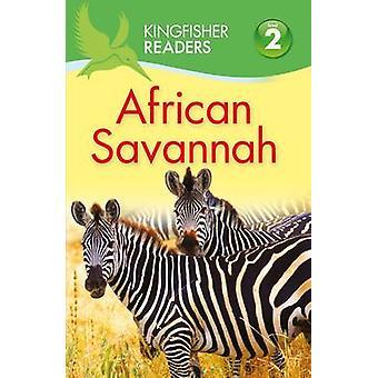 Kingfisher læsere - afrikanske savanne (niveau 2 - begyndt at læse Alon