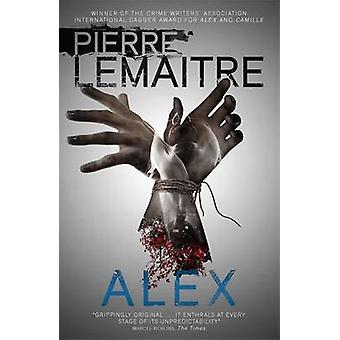 Alex by Pierre Lemaitre - 9780857056269 Book