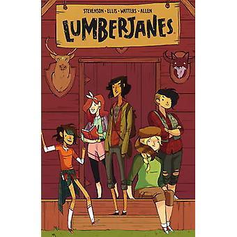 Lumberjanes - Beware the Kitten Holy - v.1 by Brooke - Shannon Watters