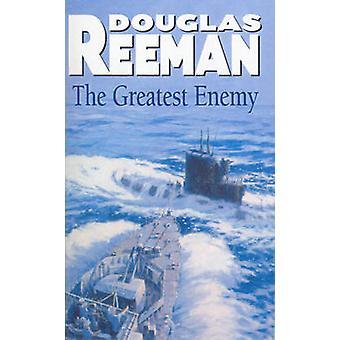 Den største fjende af Douglas Reeman - 9781784753221 bog