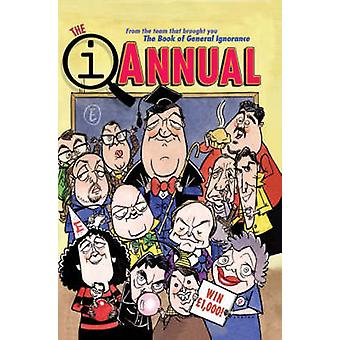 The QI Annual - 2008 by John Lloyd - John Mitchinson - 9780571237791 B