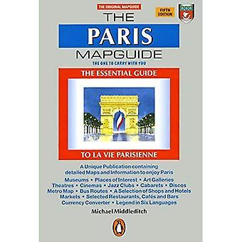 Paris Mapguide (pingvin håndbøger)