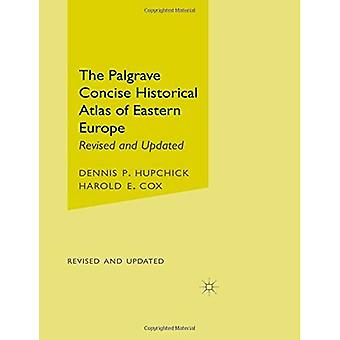 L'Atlante storico conciso Palgrave dell'Europa orientale