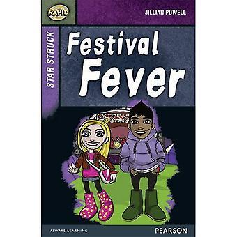 Rapid Stage 8 Set A: Star Struck: Festival Fever (Rapid Upper Levels)