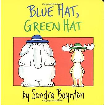 Blue Hat, Green Hat (Boynton Board Books (Simon & Schuster))