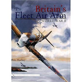 Braccio dell'aria della flotta della Gran Bretagna nella seconda guerra mondiale