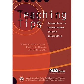 Teaching Tips Innovations in Undergraduate Science Instruction