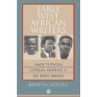 Premiers auteurs d'Afrique de l'Ouest: Amos Tutuola, Cyprian Ekwensi et Ayi Kwei Armah
