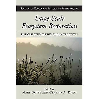 Large-scale Ecosystem Restoration: Five Case Studies from the United States (Science & Practice of Ecological Restoration)