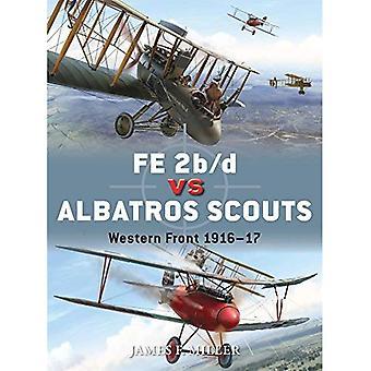 FE 2b/d vs Albatros Scouts (Duel 55)
