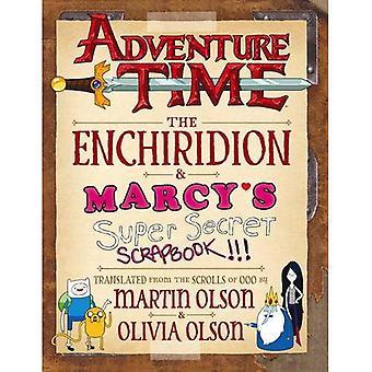Adventure Time - The Enchiridion & Marcy's Super Secret Scrapbook