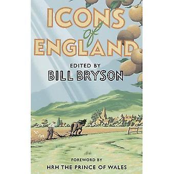 Pictogrammen van Engeland