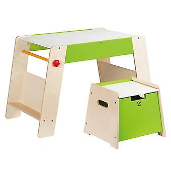 Jeu d'imitation enfant jeux jouets Set table de jeu et tabouret 0102050