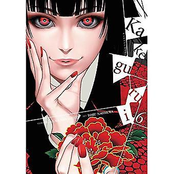 Kakegurui - jugador empedernido-, Vol. 6