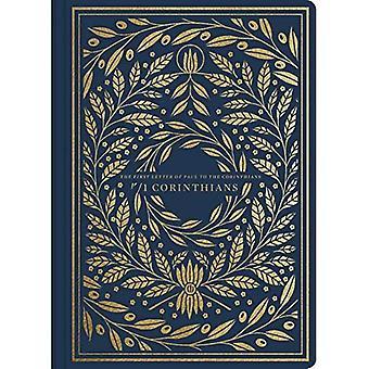 ESV Illuminated Scripture Journal: 1 Corinthians