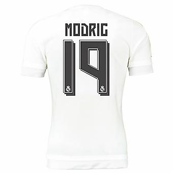 2015-16 real Madrid domicile maillot (Modric 19) - Kids