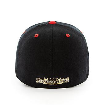 47 Brand Stretch Cap Weitere Wintersportarten KICKOFF Ottawa Senators schwarz
