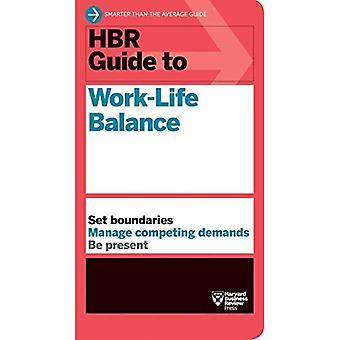 Guide de l'équilibre travail-vie (Guide HBR)