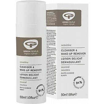 Green People Neutral Scent Free Cleanser & Makeup Remover