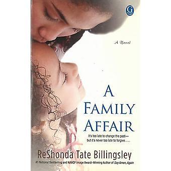 A Family Affair by ReShonda Tate Billingsley - 9781451639698 Book