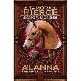 Alanna - The First Adventure by Tamora Pierce - 9781481439589 Book