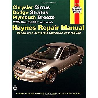 Chrysler Cirrus - Dodge Stratus - Plymouth Breeze Automotive Repair M