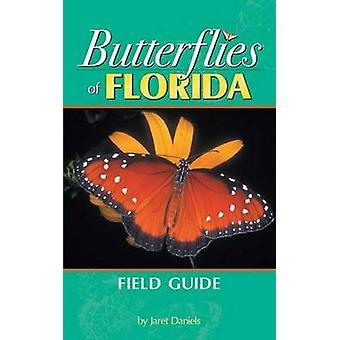 Butterflies of Florida Field Guide by Jaret Daniels - 9781591930051 B