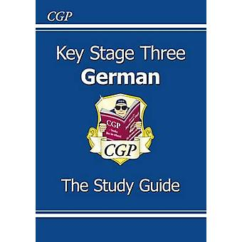 KS3 German Study Guide by CGP Books-CGP Books-9781841468402 Buch