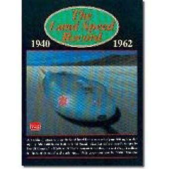 The Land Speed Record - 1940-1962 by R. M. Clarke - 9781855205161 Book