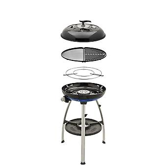 Cadac Carri Chef 2 BBQ 2 Plancha Combo - Black/Blue