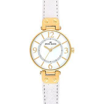 Anne Klein Ladies Watch cuir 10-9168WTWT