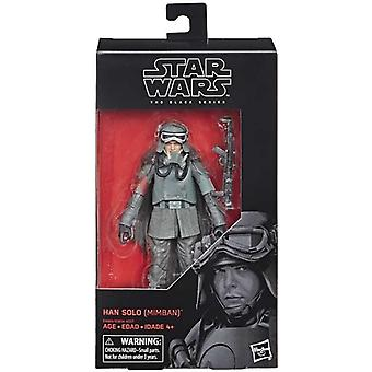 Star Wars Black Series figure-Han Solo (Mimban)