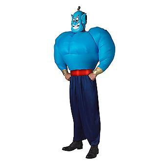 Costume gonfiabile Genie adulto