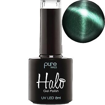 Halo Gel Nails LED/UV Halo Gel Polish - Follow The Star 2018 Collection - Peace 8ml (N2784)