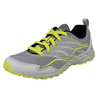 Ladies Merrell Casual Trainers Trail Crusher