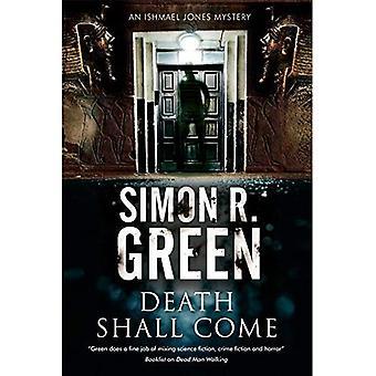 Tod kommen (ein Ishmael Jones Mystery)