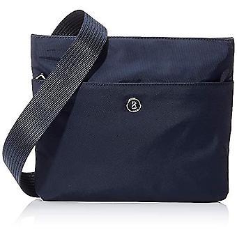 Bogner 4190000234 Blue Women's shoulder bag (Blue (darkblue 402)) 1x22x25 cm (B x H x T)