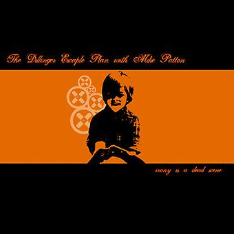 Dillinger Escape Plan,-ironi är en Dead Scene (EP) [Vinyl] USA import