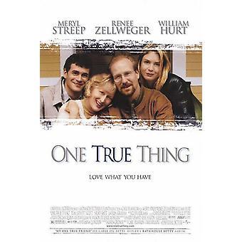 One True Thing (1998) Original Kino Poster